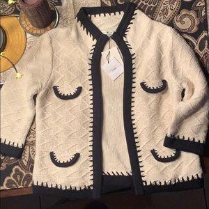 CAbi sweater size M